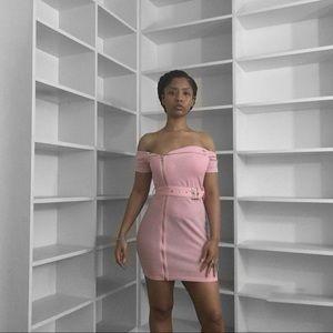 Dresses & Skirts - 💗 FLASH SALE RESTOCKED Pink Brunch Dress